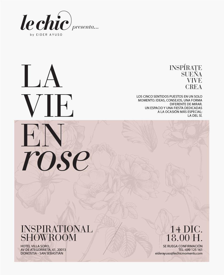 La vie en Rose Inspirational Showroom